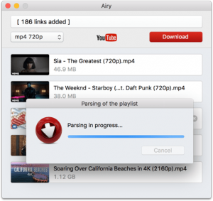 Airy HD YouTube downloader 3.5.197 Crack FREE Download