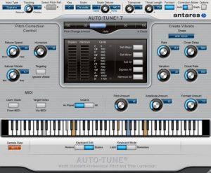 Antares AutoTune 7.6.8 Crack FREE Download