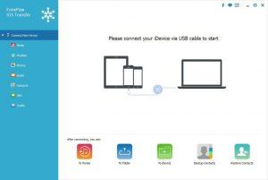 FonePaw iOS Transfer 2.4.0.75005 Crack FREE Download