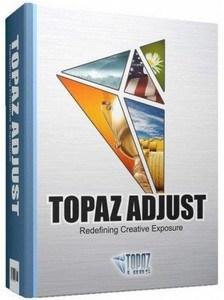 Topaz Adjust 5.2.0 Crack FREE Download