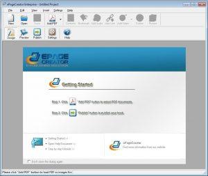 ePageCreator 5.9.0.5402 Crack FREE Download
