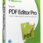 iSkysoft PDF Editor Pro 6.7.11 Crack FREE Download