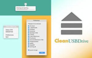 CleanUSBDrive 1.5.1 Crack FREE Download