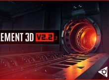 Video Copilot Element 3D 2.2.2 Build 2168 Crack FREE Download