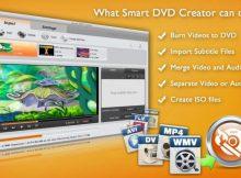 Smart DVD Creator 1.4.0 Crack FREE Download