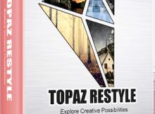 Topaz ReStyle 1.0.0 Crack FREE Download