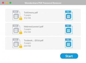 Wondershare PDF Password Remover 5.0.1.1544 Crack FREE Download