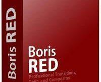 Boris RED 5.6.0 Crack FREE Download