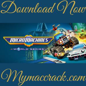 Micro Machines World Series | MacOSX Crack Free Download