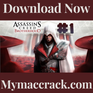 Assassin's Creed Brotherhood   MacOSX Cracked Game