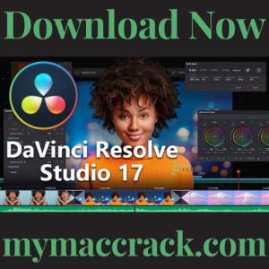 Blackmagic Design DaVinci Resolve Studio 17.1.1 Crack FREE Download