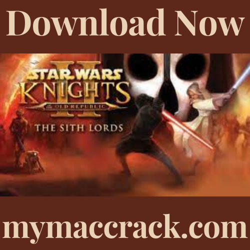 Star Wars®: Knights of the Old Republic™ Mac Game Free Download