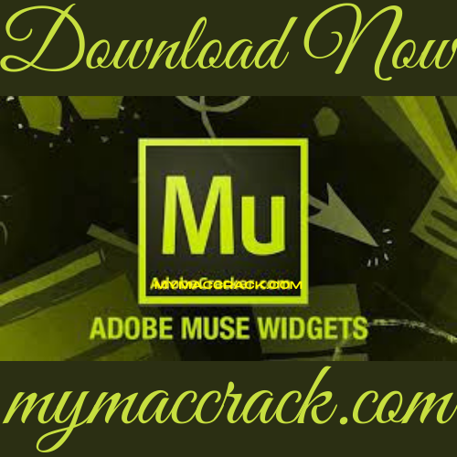Adobe Muse CC 2021 Crack for Mac OS Torrent Download [Latest]
