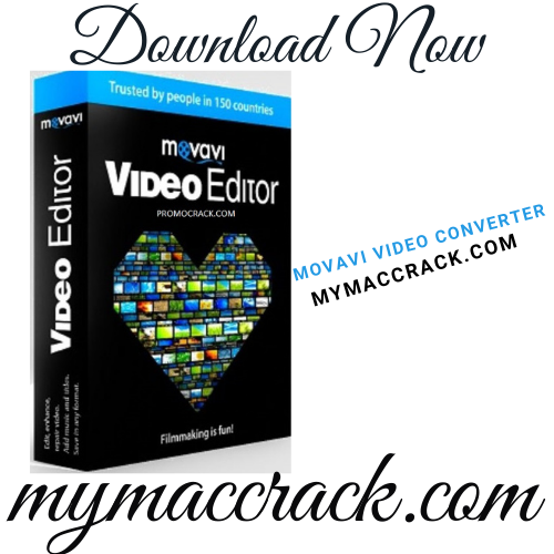 Movavi Video Converter 21.3.0 Crack Full Keygen 2021