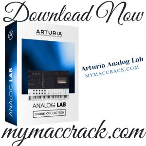 Arturia Analog Lab V v5.0.0.1212 Crack For Mac & Windows Free Download