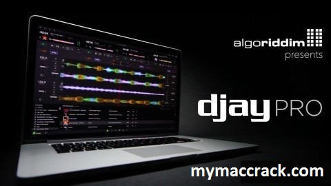 Algoriddim Djay Pro 3.1.4 Mac Crack Full Version