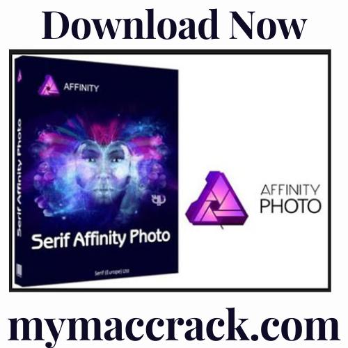 Serif Affinity Photo 1.10.1 Crack FREE Download